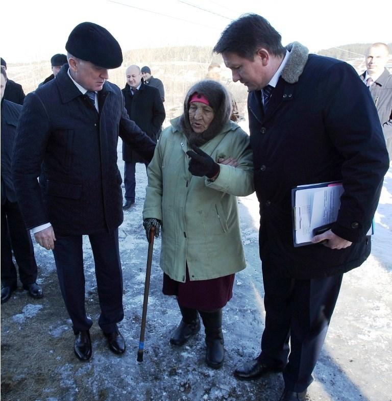 Как сообщили агентству в районной администрации, возле фельдшерско-акушерского пункта поселке Бол
