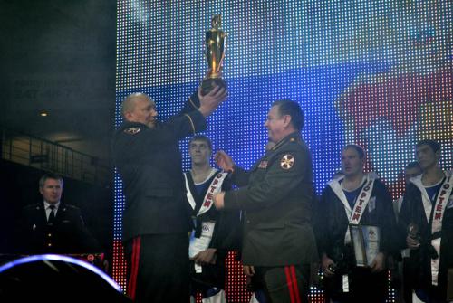 Как сообщает пресс-служба ГУ МВД России по Челябинской области, в финальном поединке челябинская