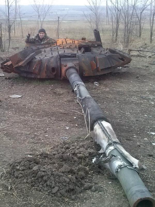 Как стало известно агентству «Урал-пресс-информ» из информации штаба армии Новороссии, при попытк