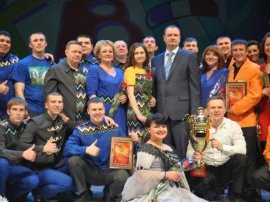 Команда победителей так и называлась – «Главк». Второе место досталось команде Управления МВД по