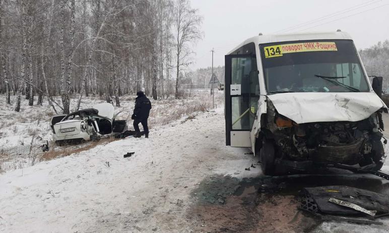 В пятницу, 4 декабря, в Сосновском районе в аварии погибли две 18-летние девушки. Еще двое получи