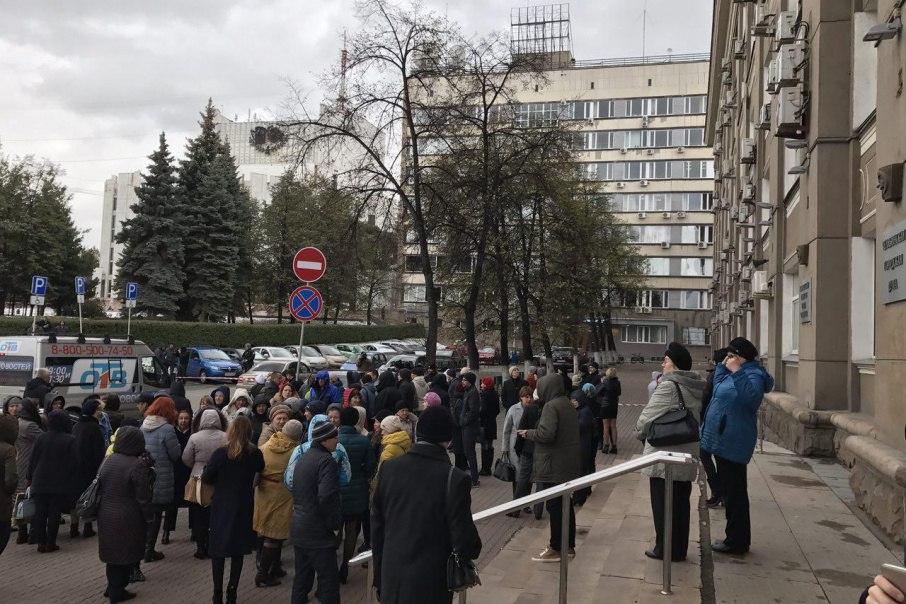 Об этом агентству «Урал-пресс-информ» сообщил источник, знакомый с ситуацией. «Сотрудники