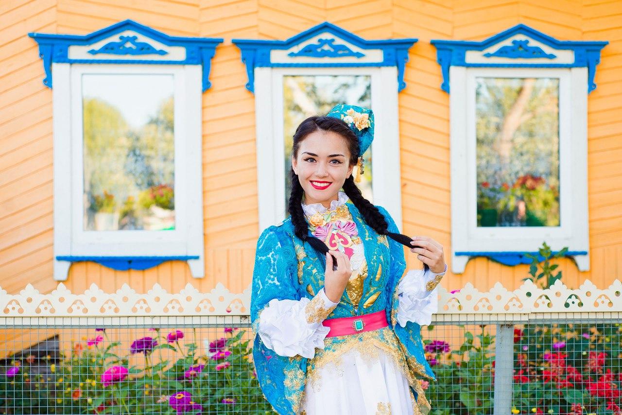 Первый международный конкурс «Татарочка-2016» выиграла представительница Республики Башкортостан