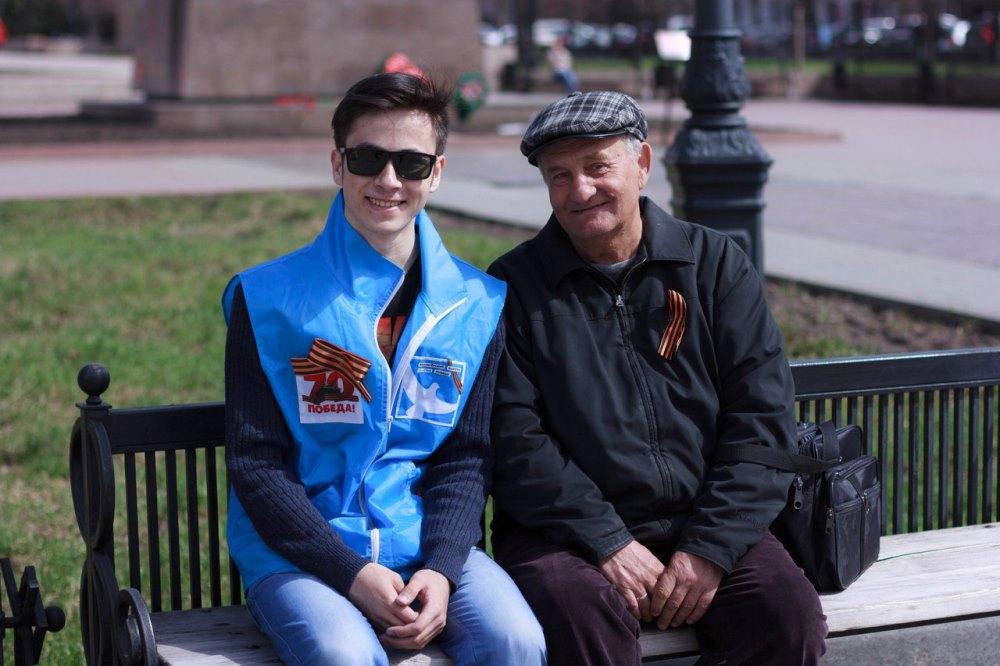 Сегодня, 24 апреля, в Челябинске стартует акция «Георгиевская ленточка» в рамках всероссийского п