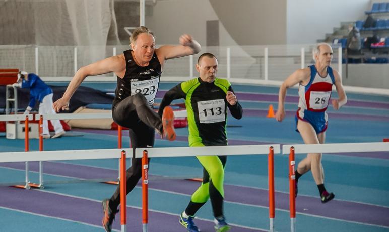 В Челябинске состоялся 30-й чемпионат России по легкой атлетике среди ветеранов в помещении, посв