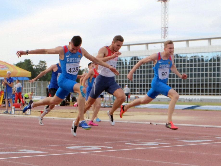Сборная команда Челябинской области завоевала пять медалей домашнего первенства России среди юнио