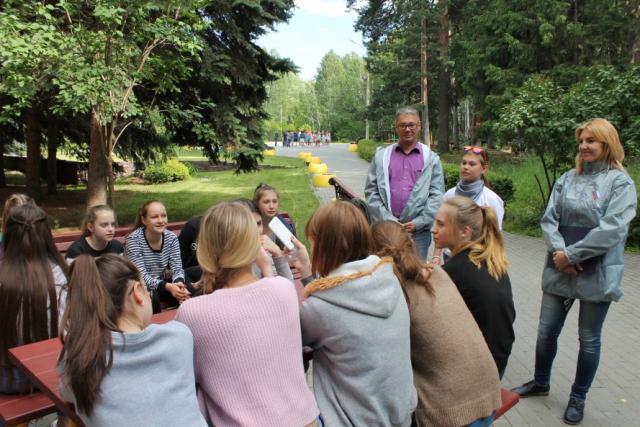 Условия содержания детей в детском лагере проверили активисты челябинского отделения ОНФ. Выясни