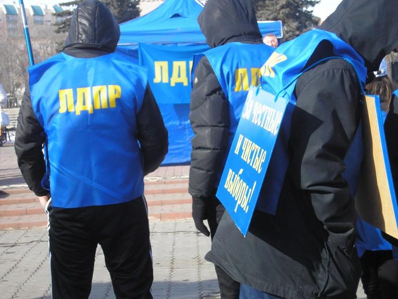 Напомним, что в конце марта в Москве состоялся всероссийский съезд ЛДПР, после которого Андрей Тк