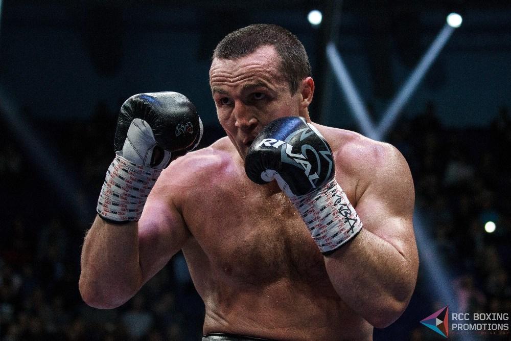 Уже стало известно имя соперника 39-летнего Дениса Лебедева, который проведет свой бой 7 сентября