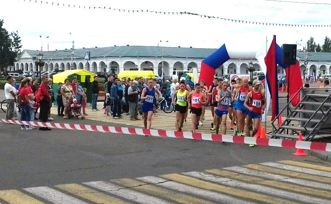 Ходоки из Челябинской области вошли в тройку лучших на Кубке России. В командном зачете соревнова