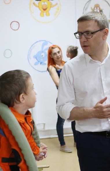 Глава Челябинской области Алексей Текслер обещал помочь тренажерному зале «Феникс» в Увельском ра