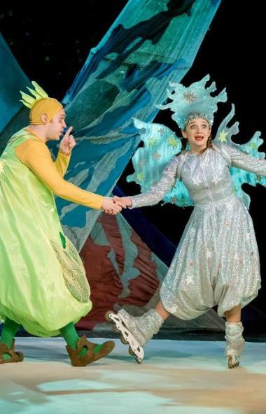 В этом году новогодняя кампания в Челябинском камерном театре будет особенной. Маленьких зрителей