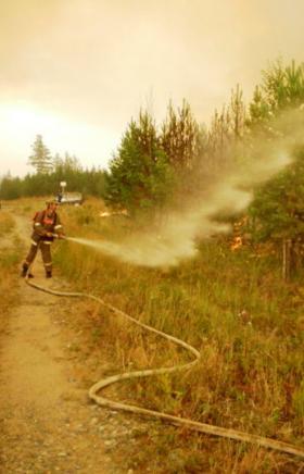 Во второй половине дня 16 июля и 17 июля в крайних южных и юго-восточных районах Челябинской обла