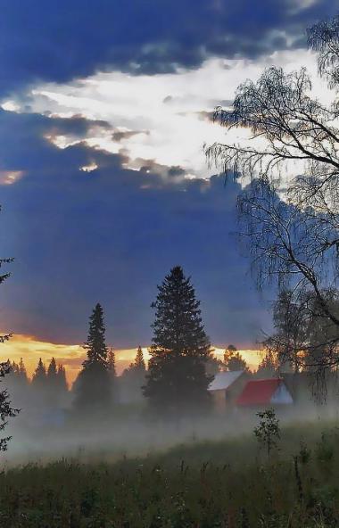 Во вторник, 21 июля, в Челябинской области ожидается облачная погода с прояснениями, местами прой