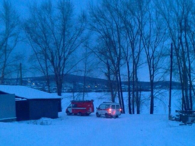 Инцидент произошел вечером 7 ноября Городском пруду в район улицы Свердлова. Как с