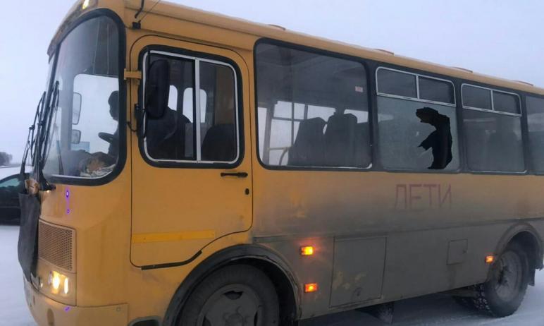Прокуратурой Челябинска организована проверка по факту ДТП со школьным автобусом. В салоне на мом