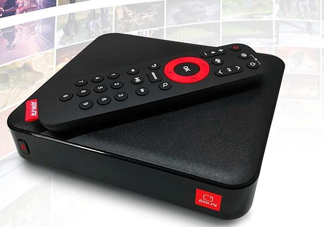 Телеком-оператор «Дом.ru» запустил новую ТВ-приставку Like Box. Это первая приставка компании, ко