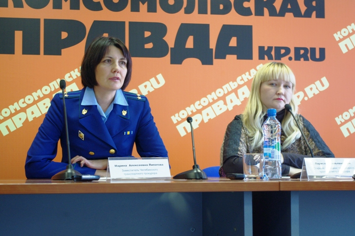 Сегодня, седьмого декабря, Челябинская транспортная прокуратура отчиталась о результатах работы в