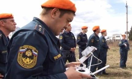 Пожарные Златоуста (Челябинская область) отслеживают нарушителей противопожарного режима с помощь