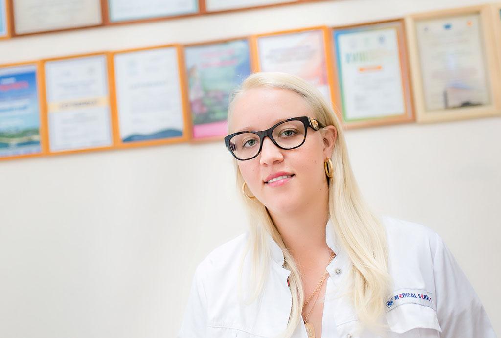 Хирург-онкогинеколог из Челябинска Валерия Саевец получила Национальную премию по репродуктологии