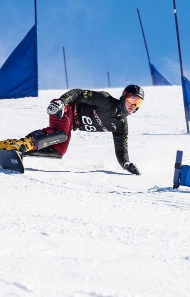 Сборная России объявила состав на первый этап Кубок мира по сноуборду. Три южноуральских спортсме