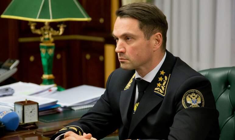 Кандидат юридических наук Алексей Лошкин переизбран председателем Контрольно-счетной палаты Челяб