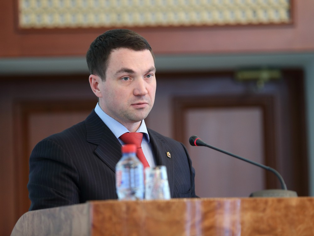 Контрольно-счетная палата (КСП) Челябинской области сразу после внеплановой проверки Чесменского