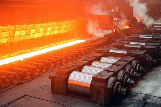 Самый производительный прокатный агрегат Магнитогорского металлургического комбината – стан 2000