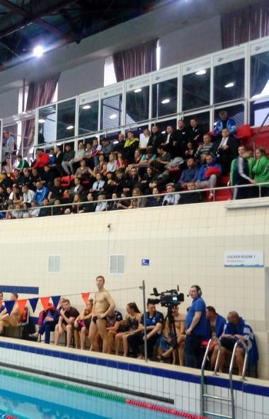 Сегодня, 22 октября, в Челябинске стартовал чемпионат МВД России по плаванию. Соревнования пройду