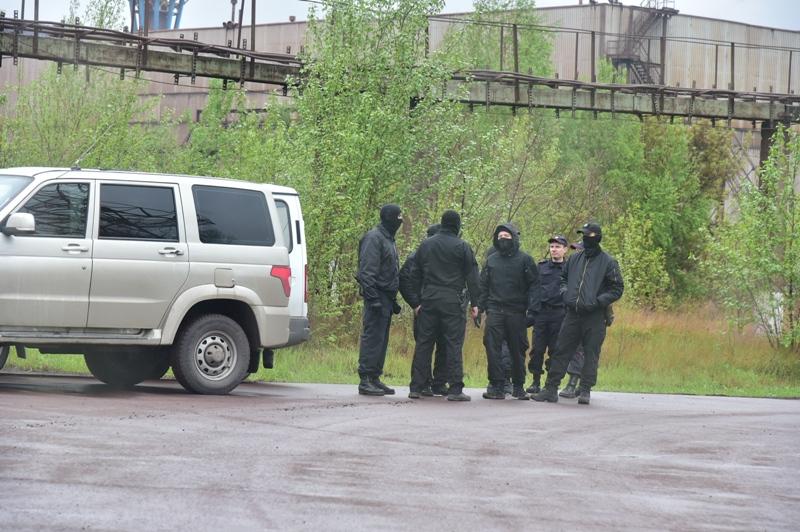 Сегодня, 25 мая, следственные действия в рамках уголовного дела по выбросам в атмосферу в отношен