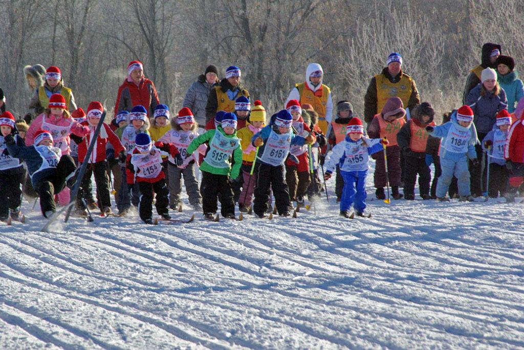 К радости жителей Челябинска, мечтавших об участие в массовой лыжной гонке девятого февраля: «Лыж