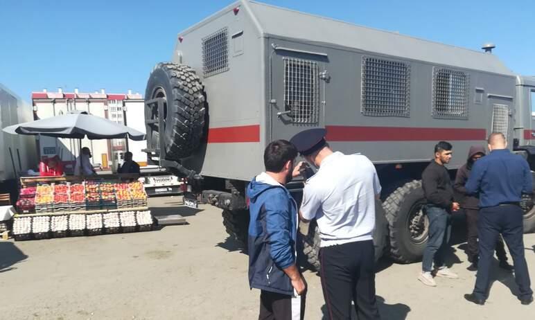 Сотрудники управления по вопросам миграции ГУ МВД Челябинской области провели проверки иностранны