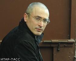 Европейский союз, разочарованный решением суда по делу Михаила Ходорковского и Платона Л