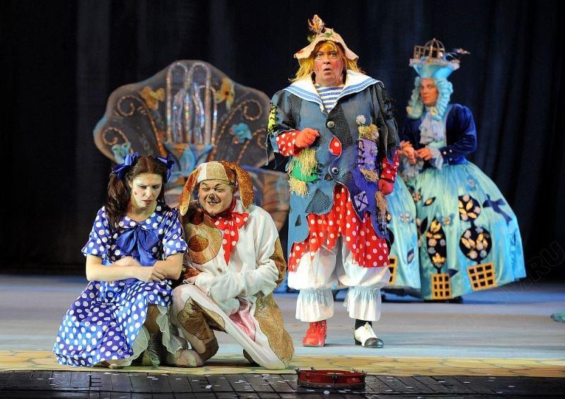 В Челябинске 27 февраля Московский детский музыкальный театр имени Натальи Сац впервые покажет сп