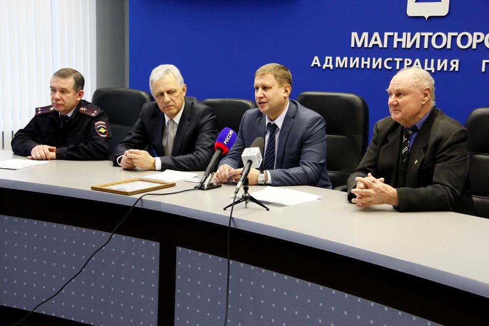 Как рассказали агентству «Урал-пресс-информ» в пресс-службе администрации Магнитогорска, напутств