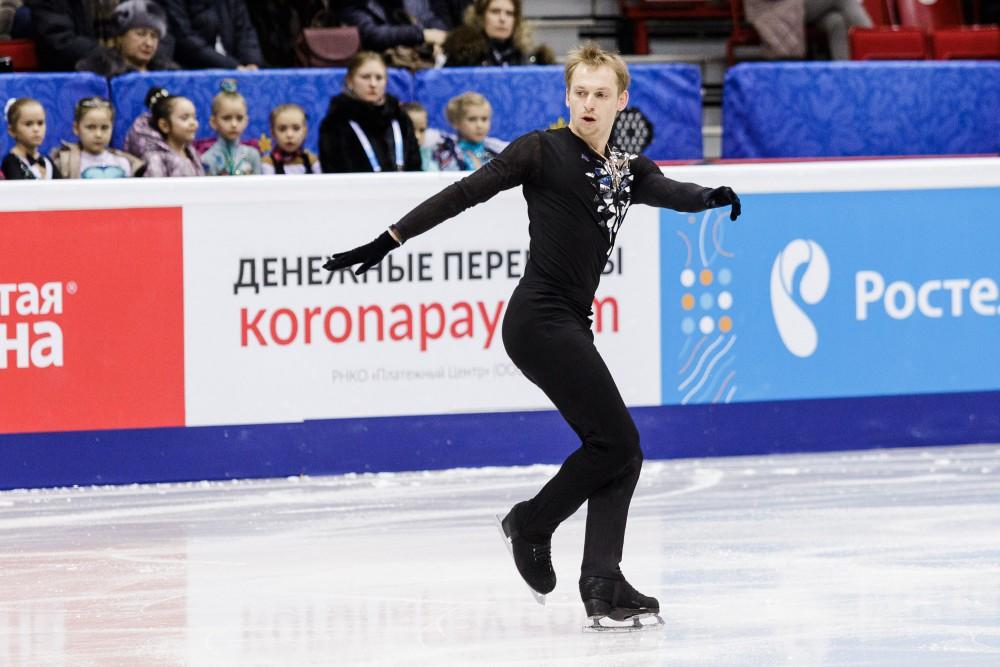 «Золото» в нелегкой борьбе завоевал Михаил Коляда из Санкт-Петербурга. Он