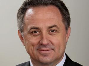 От имени министерства спорта Российской Федерации Виталий Мутко поздравил регион с «золотом»  Ман