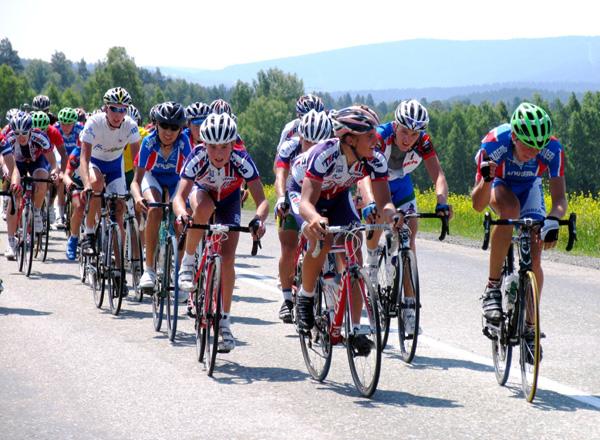 Французская многодневка «Тур де л'Авенир» считается самой престижной гонкой среди молодых велогон