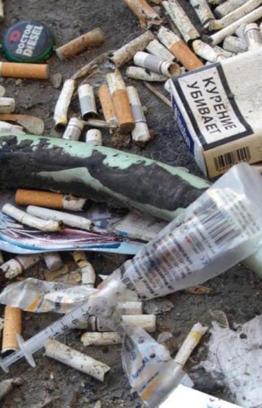 В Челябинске 12-летняя ученица лицея №35 распространяла в стенах учебного заведения табачные смес