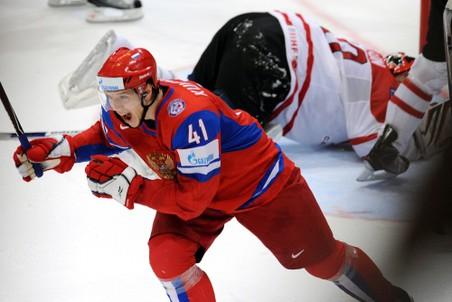 Воспитанник клуба, чемпион мира 2012 года Николай Кулемин стал третьим