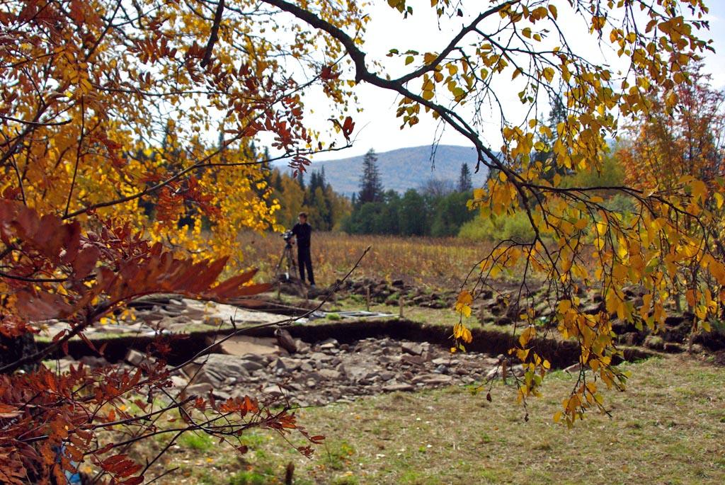 Археолог Станислав Григорьев считает, что памятник был создан в период