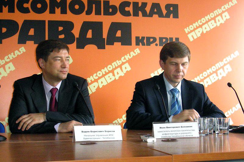 Как сообщил агентству «Урал-пресс-информ» заместитель министра строите