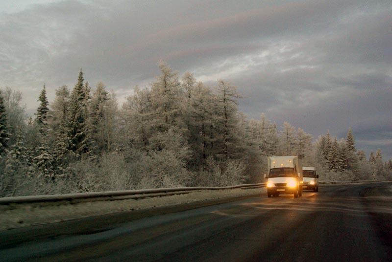 Синоптики обещают в большинстве районов сильные дожди и снегопады, на
