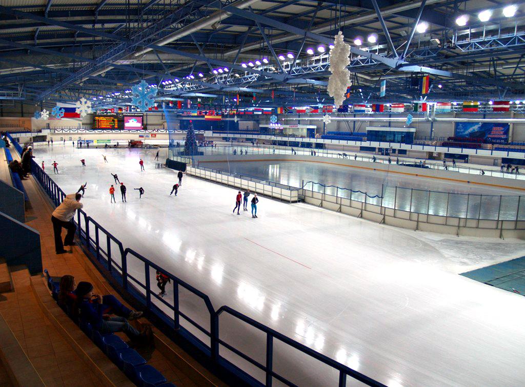 Более трех тысяч юных спортсменов из спортивных школ Южного Урала пол