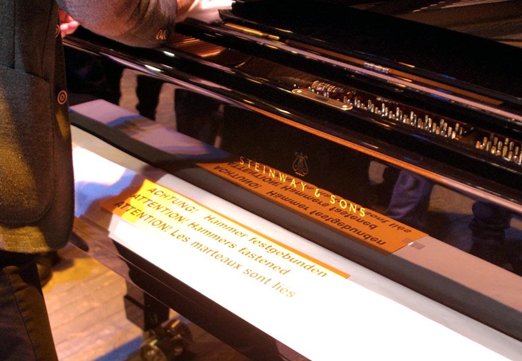Концертный рояль Steinway & Sons куплен по решению губернатора области