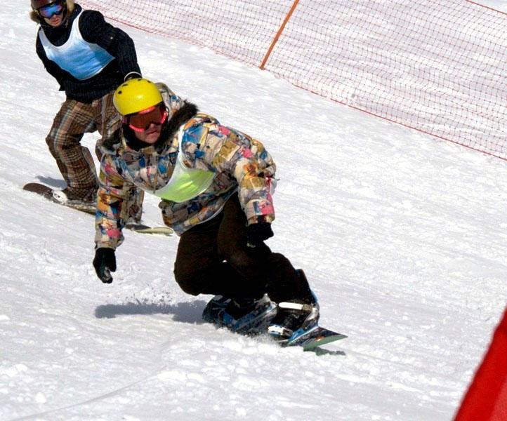 В этом году традиционные соревнования по горным лыжам на Х Кубок «Абза
