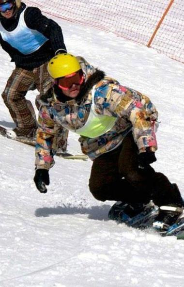 Горнолыжный курорт ММК (Магнитогорск, Челябинская область) примет первый этап Кубка мира по сноуб