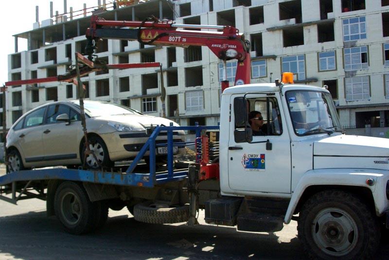 Владелица «Газели» из Миасса (Челябинская область) возмутилась эвакуацией ее машины на штрафстоян