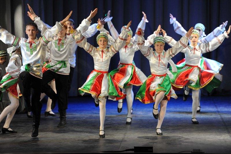 Третий международный фестиваль-конкурс «Солнечный танец», состоявшийся