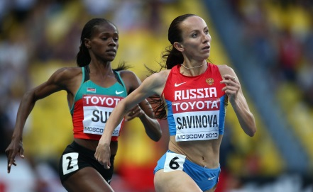 По информации с официального сайта ЧМ-2013, спортсмены сборной России